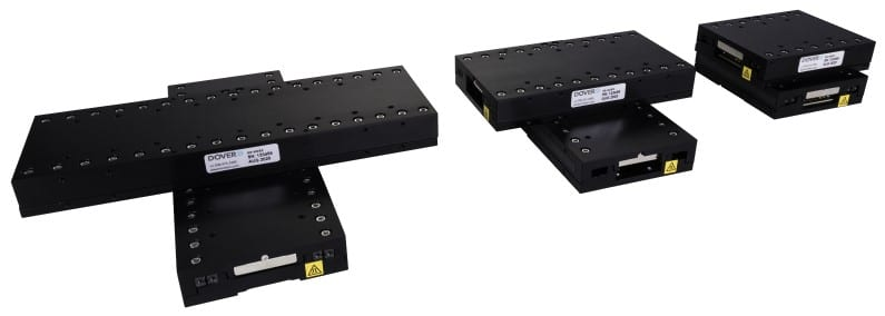 High Capacity Linear Translation Stage – XYL